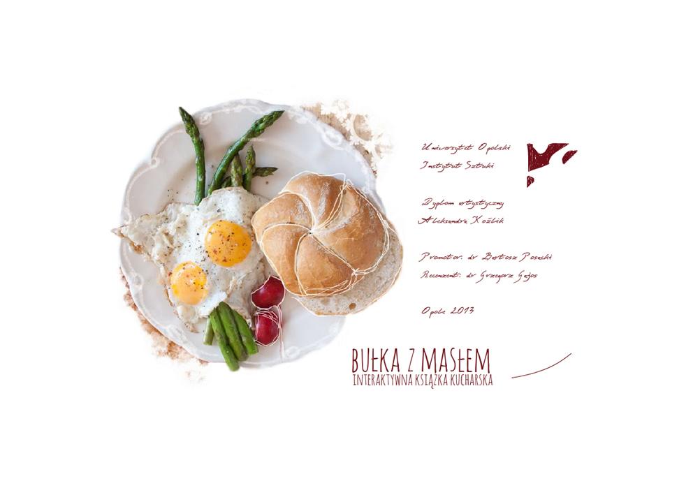 plakaty projektowanie graficzne graphic design ulotki wizytowki cookbook food ksiązki kucharskie kulinaria 5
