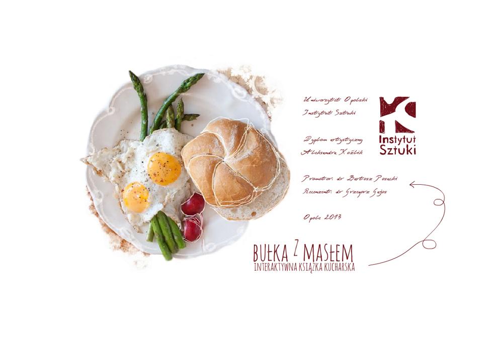 plakaty projektowanie graficzne graphic design ulotki wizytowki cookbook food ksiązki kucharskie kulinaria 6