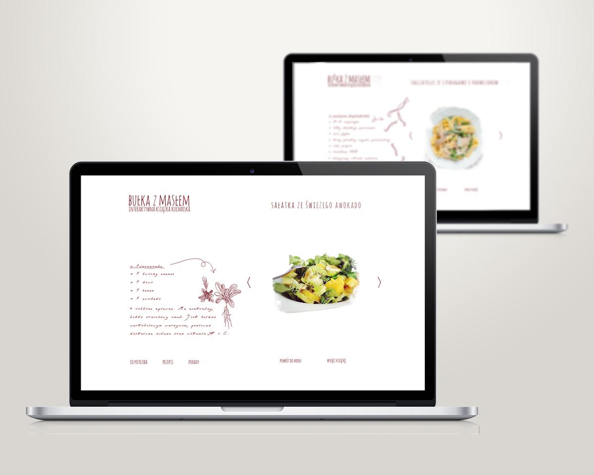 plakaty projektowanie graficzne graphic design ulotki wizytowki cookbook food ksiązki kucharskie kulinaria