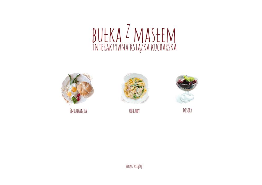 plakaty projektowanie graficzne graphic design ulotki wizytowki cookbook food ksiązki kucharskie kulinaria7