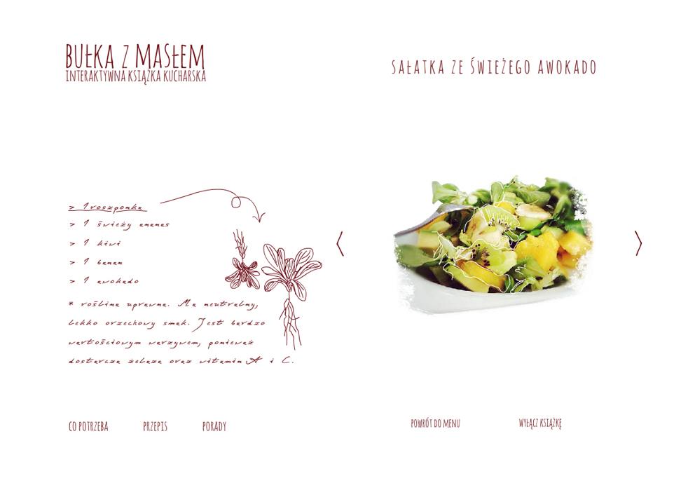 plakaty projektowanie graficzne graphic design ulotki wizytowki cookbook food ksiązki kucharskie kulinaria8