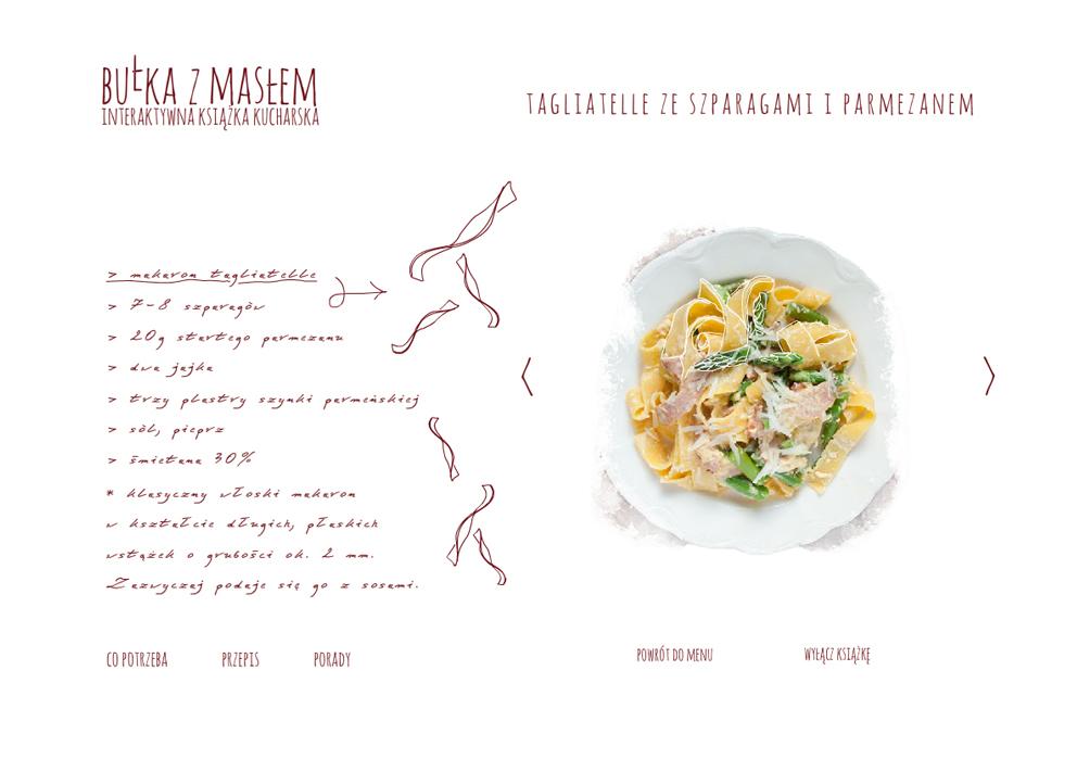 plakaty projektowanie graficzne graphic design ulotki wizytowki cookbook food ksiązki kucharskie kulinaria9